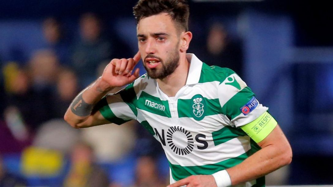 Manchester United : enfin un accord pour Bruno Fernandes ?