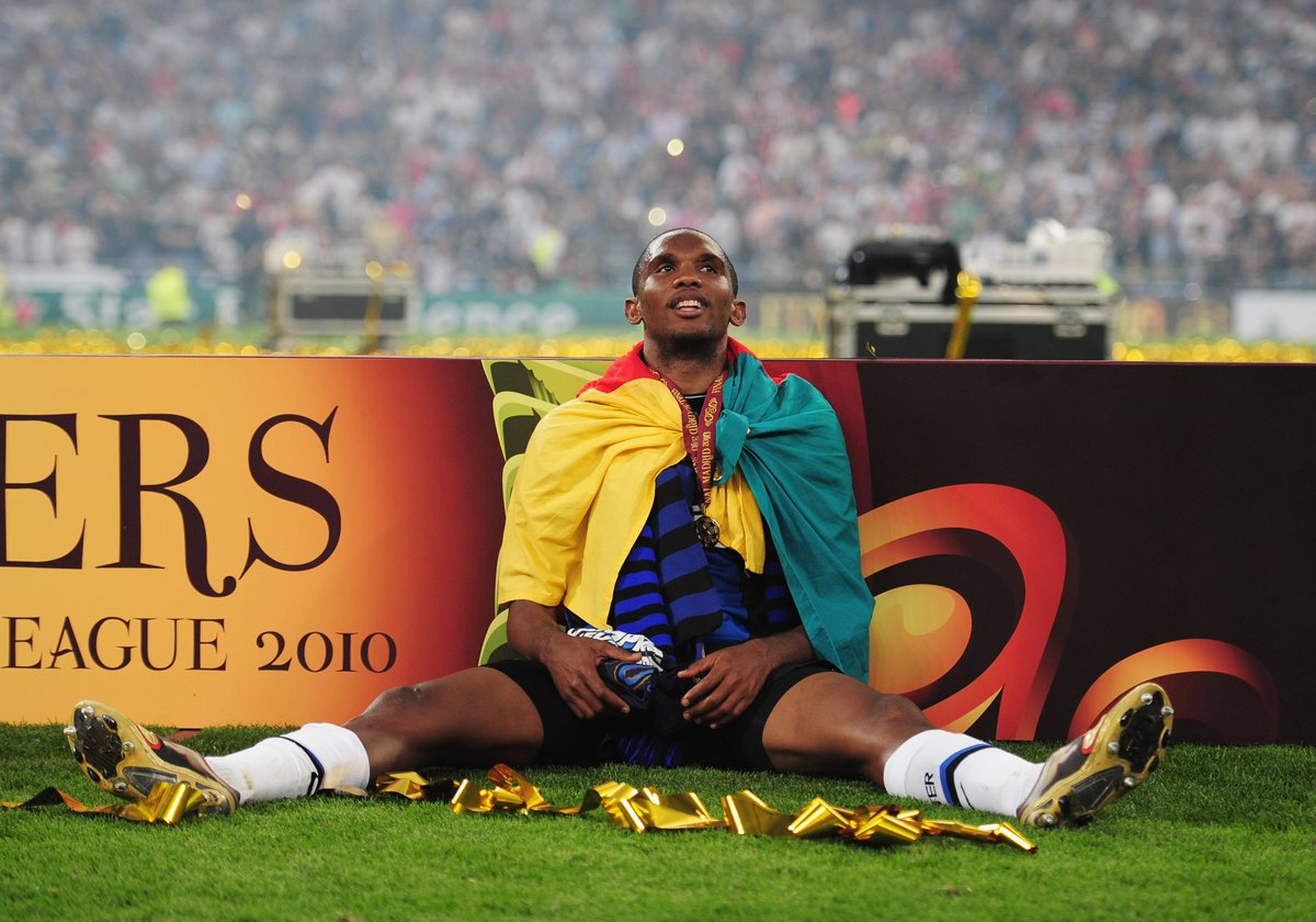 Samuel Eto'o: one of his relatives reveals how he managed to win in Europe